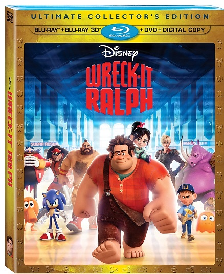 DVD Wreck It ralph